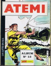 Atémi -Rec53- Album N°53 (du N°208 au N°211)