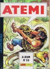 Atémi -Rec59- Album N°59 (du N°229 au N°231)