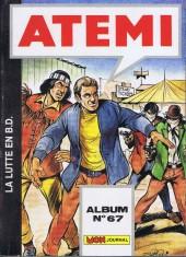 Atémi -Rec67- Album N°67 (du N°253 au N°255)