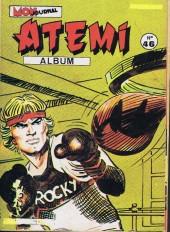 Atémi -Rec46- Album N°46 (du N°180 au N°183)