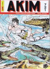 Akim (1re série) -721- Le dieu aveugle