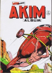 Akim (1re série) -REC120- Album N°120 (du n°601 au n°604)