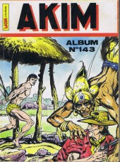 Akim (1re série) -REC143- Album N°143 (du n° 693 au n°696)
