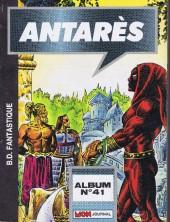 Antarès (Mon Journal) -Rec41- Album N°41 (du n°121 au n°123)