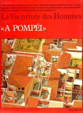La vie privée des Hommes -13- A pompéi