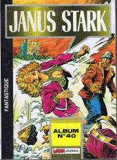 Janus Stark -Rec40- Album N° 40 (du n° 118 au n° 120)