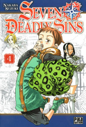 Seven Deadly Sins -4- Tome 4