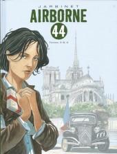 Airborne 44 -INTFL2- Tomes 3 & 4
