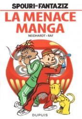 Nouveaux Mini-récits Spirou -3985- Spouri et fantaziz : la menace manga