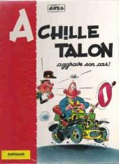 Achille Talon -2a73- Achille talon aggrave son cas
