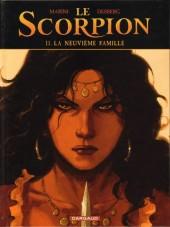 Le scorpion -11- La Neuvième Famille