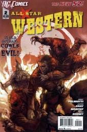 All Star Western (2011) -2- Showdown at House Arkham