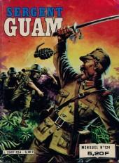 Sergent Guam -124- L'île aux lâches