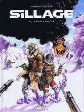 Sillage -17- Grands froids