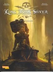 Long John Silver (en allemand) -4- Guyanacapac
