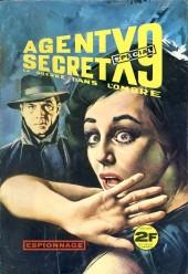 Agent Secret X9 (Editions de Poche) -SP2- Témoin à abattre