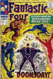 Fantastic Four (1961) -59-