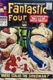 Fantastic Four (1961) -61-