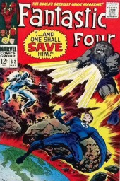 Fantastic Four (1961) -62-