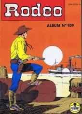 Rodéo -REC109- Album N°109 (du n°464 au n°466)