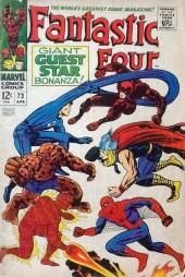Fantastic Four (1961) -73-