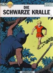 Alix (en allemand) -5- Die Schwarze Kralle