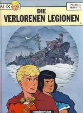 Alix (en allemand) -6- Die Verlorenen Legionen