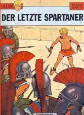 Alix (en allemand) -7- Der Letzte Spartaner
