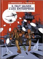 Les brigades du temps -3- Il faut sauver l'USS Enterprise