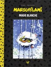 Marsupilami - La collection (Hachette) -19- Magie blanche