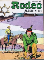 Rodéo -REC101- Album N° 101 (du N° 440 au N° 442)