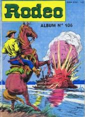 Rodéo -REC106- Album N° 106 (du N° 455 au N° 457)