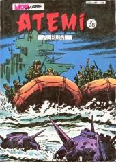Atémi -Rec28- Album n°28 (du n°108 au n°111)