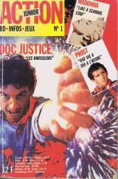 Action Junior -1- Doc Justice