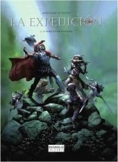 La expedición -2- La Rebelión de Niangara