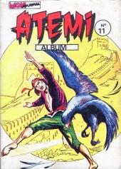 Atemi -REC11- Album n°11 (du n°40 au n°43)