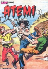 Atémi -REC13- Album n°13 (du n°48 au n°51)