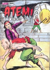 Atémi -REC14- Album n°14 (du n°52 au n°55)