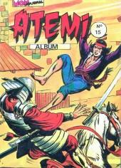 Atémi -REC15- Album n°15 (du n°56 au n°59)