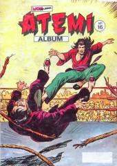 Atémi -REC16- Album n°16 (du n°60 au n°63)