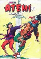 Atémi -REC17- Album n°17 (du n°64 au n°67)