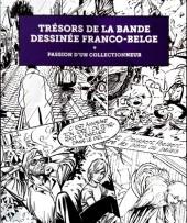(Catalogues) Expositions - Trésors de la bande dessinée franco-belge