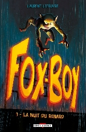 Fox Boy -1- La Nuit du renard
