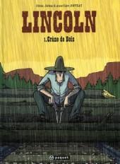 Lincoln -1a- Crâne de bois
