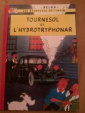 Tintin - Pastiches, parodies & pirates - Tournesol et l'hydrotryphonar