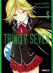 Trinity Seven -5- Tome 5