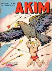 Akim (1re série) -95- Le plan de Jim