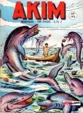 Akim (1re série) -145- Les dauphins à la rescousse