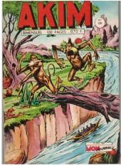 Akim (1re série) -189- L'or des lukambi