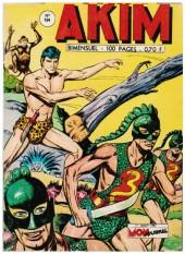 Akim (1re série) -194- Les dragons verts
